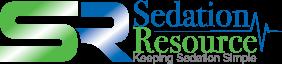 Sedation Resource logo