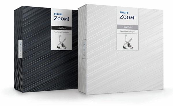Philips Zoom! Nite and Day whitening kits
