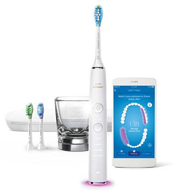 Philips Sonicare DiamondClean Smart brush